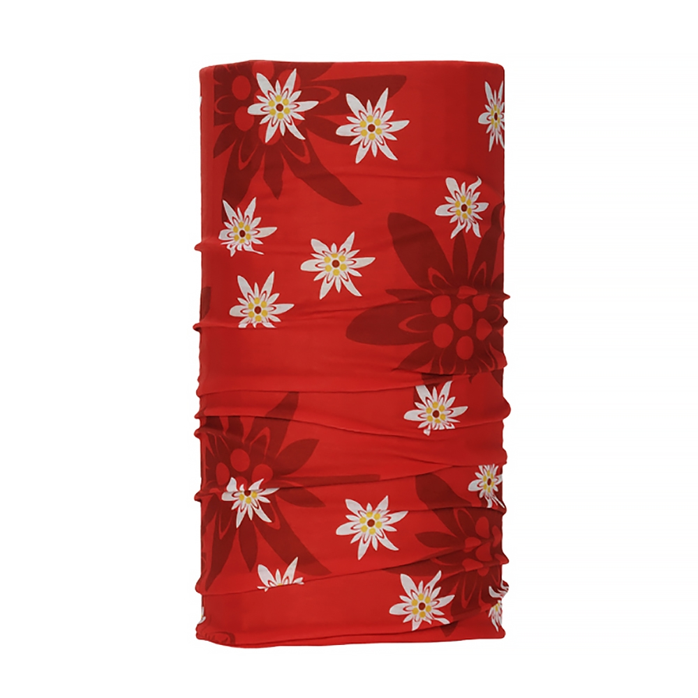 Wind Edelweiss Red Bandana Wd1255