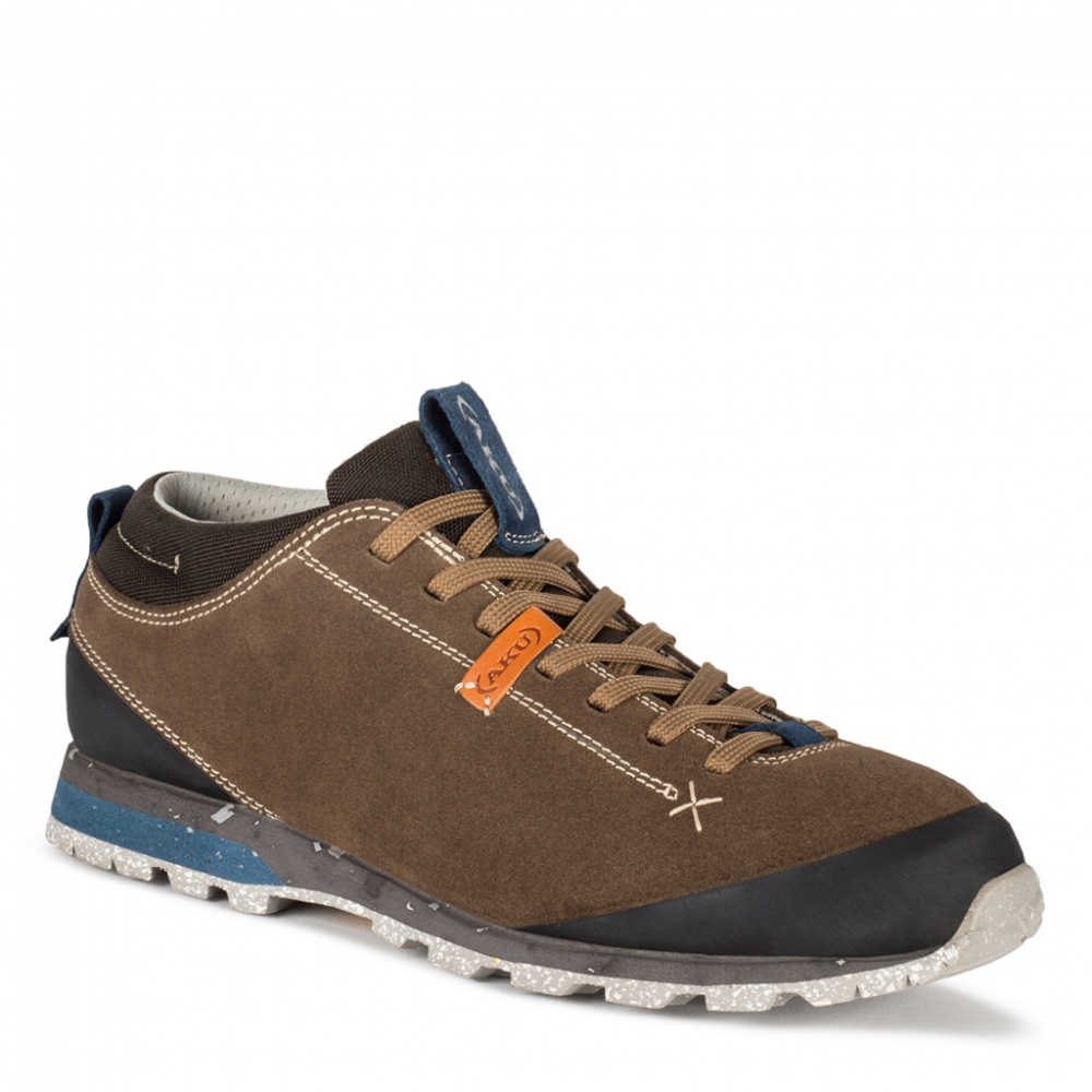 Aku Bellamont Süet İtalyan Trekking Vibram Ayakkabısı A506050