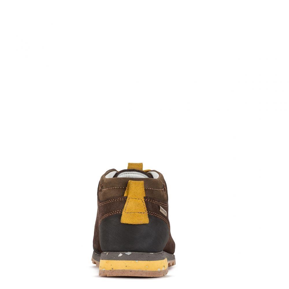 Aku İtalyan Bellamont Süet Gore Tex Kahverengi Trekking Ayakkabısı A504305