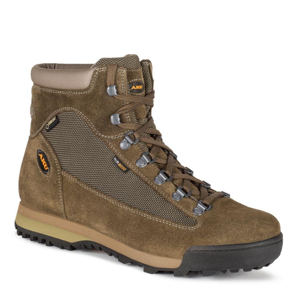 Aku Slope Gore Tex Trekking Ayakkabısı Haki A885.4150