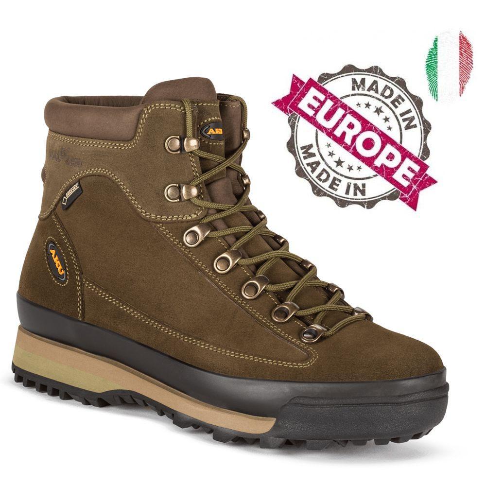 Aku İtalyan Slope Max Süet Gore Tex Ayakkabı A890150