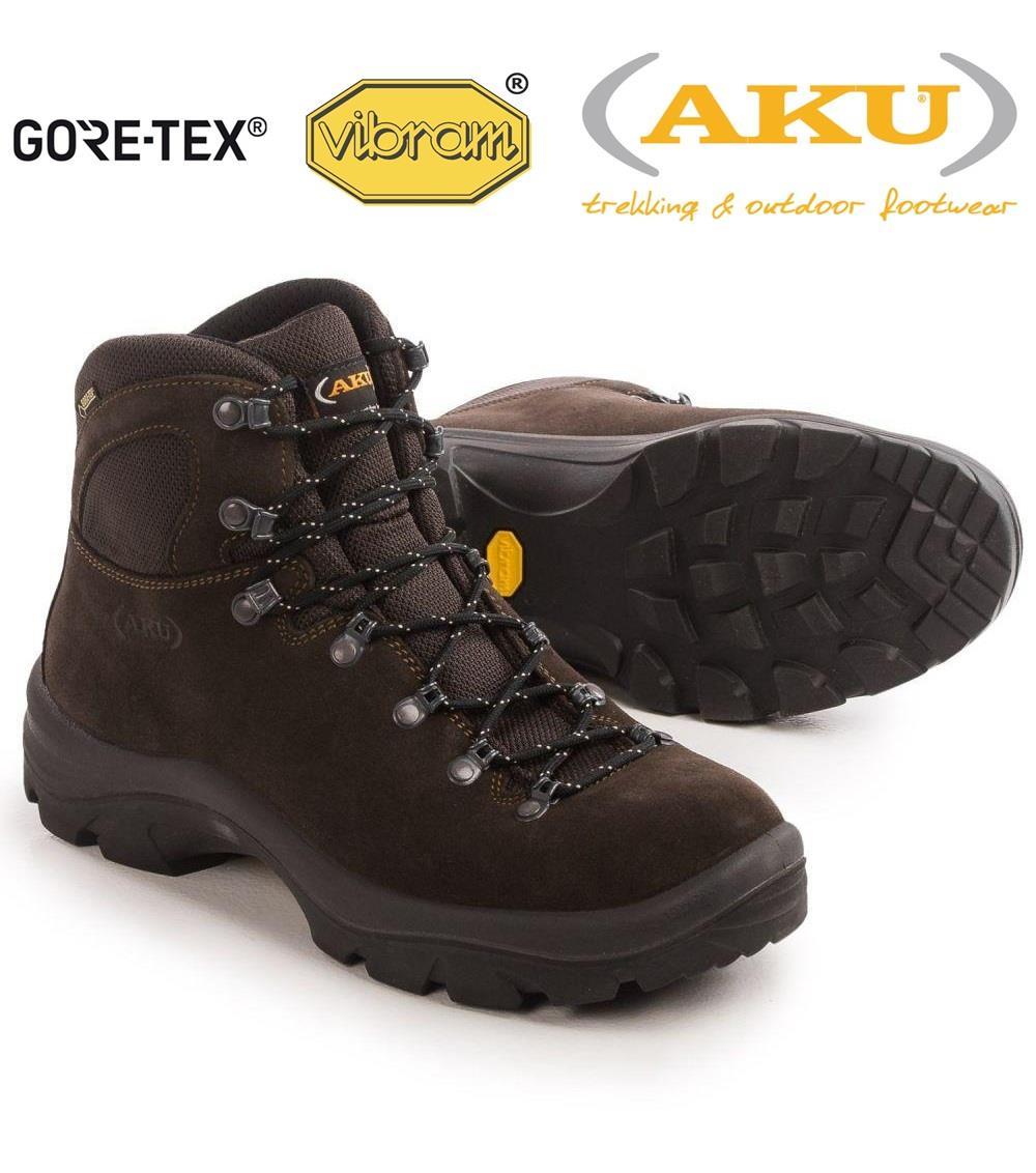 Aku Tribute Süet Gore Tex İtalyan Trekking Erkek Ayakkabı A135050
