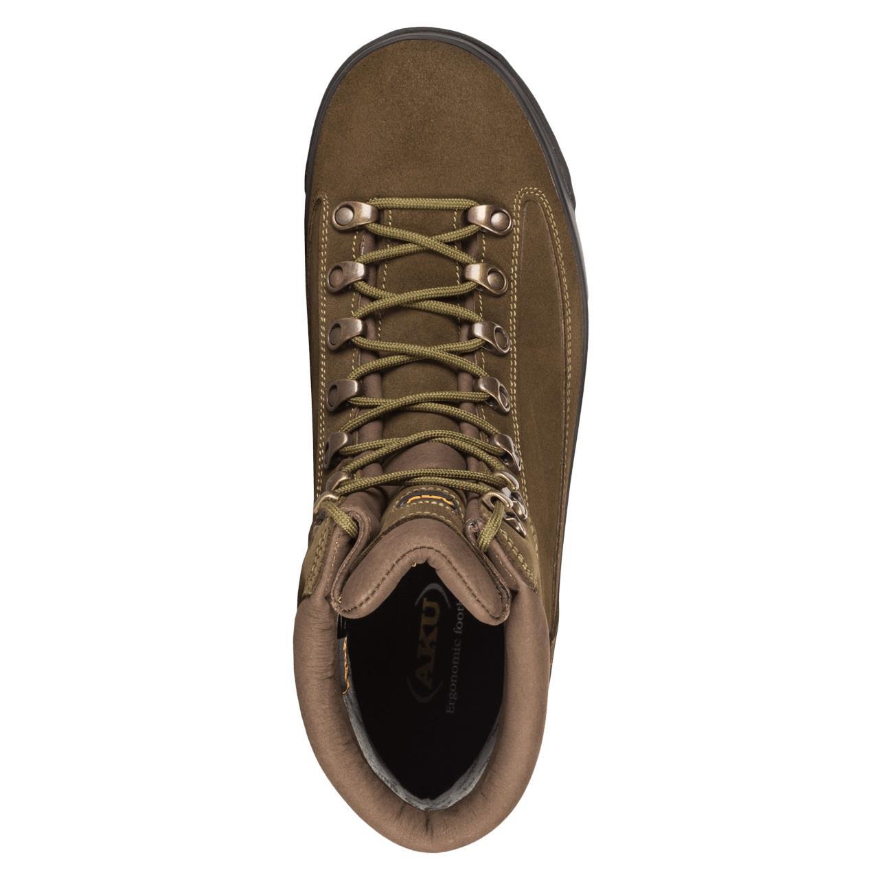 Aku Slope Max Süet Gore Tex Trekking Ayakkabısı Haki A890150