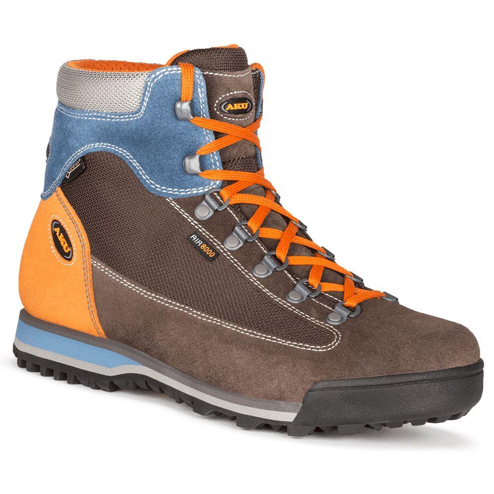 Aku Slope Micro Gore Tex Trekking Ayakkabı Kahve-Trnc A885.10307