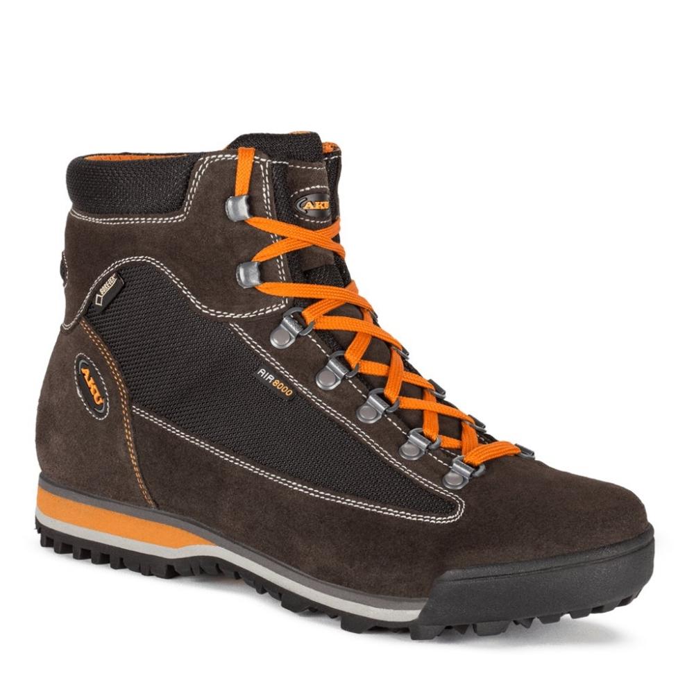 Aku Slope Micro Gore Tex Trekking Ayakkabı Siyah-Trnc A885.10108