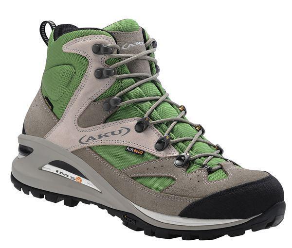 Aku Transalpina Gore Tex Vibram Yeşil Yürüyüş Ayakkabısı A342109
