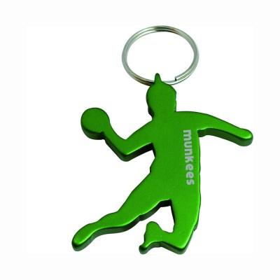 Bottle Opener Handball Player Mun3498