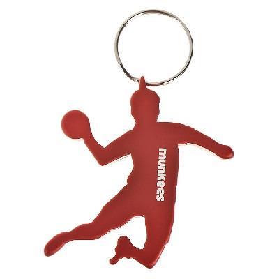 Bottle Opener Handball Player Mun3498