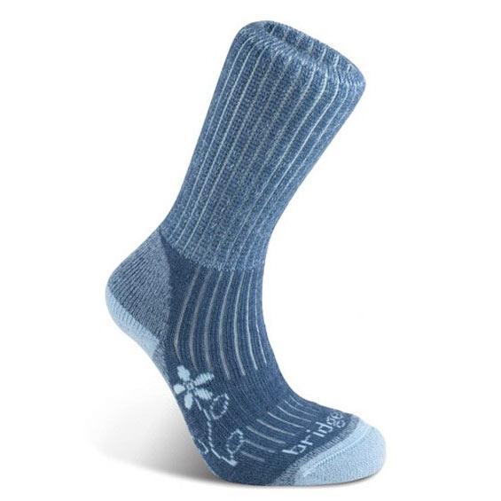 Bridgedale Merino Fusion Trekker Kadın Çorabı Brd627