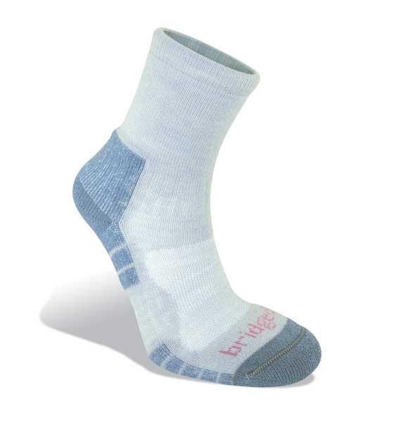 Bridgedale Wool Fusion Trail Light Kadın Çorabı Brd608