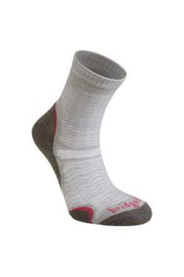 Bridgedale Wool Fusion Ultralight Kadın Çorap BRD610620 923