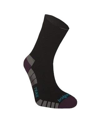 Bridgedale Wool Fusion Trail Outdoor Kadın Çorap BRD610652 016