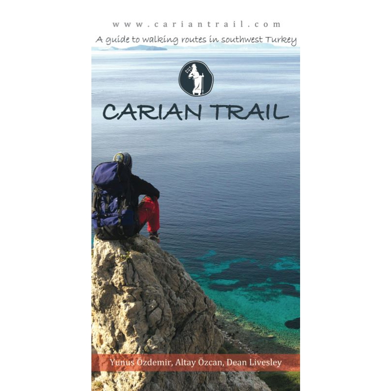 Carian Trail A Guide To Walking Ktp008