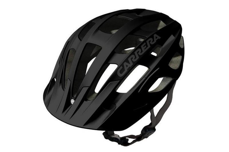 Carrera Edge 58 62 Black Matte Bisiklet Kaskı Ca4229Ev5862