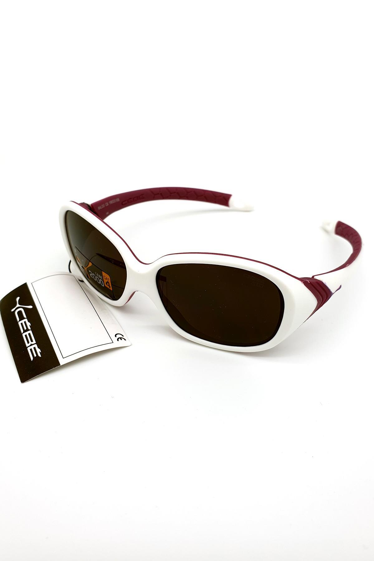 Cebe Baloo Beyaz Mor 2000 Grey Güneş Gözlük Çocuk CB199320106