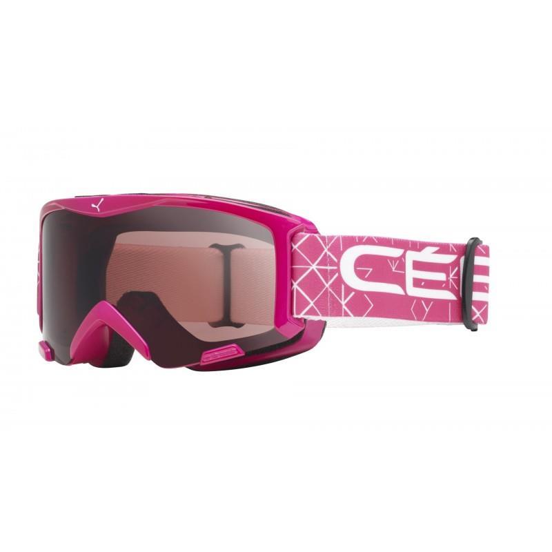 Cebe Bionic Kayak Snowboard Gözlük Pembe Mor Cb1340D003S