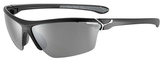 Cebe Cinetik Güneş Gözlük Parlak Siyah Silr 1500 Grey Flash
