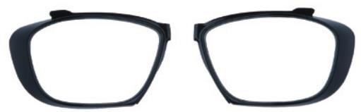 Cebe Cougar Güneş Gözlük Parlak Siyah Ocular cAM kLİPSİ Cb695554001