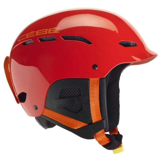 Cebe Dusk Kayak Snowboard Kask 49 53Cm Rtl Kırmızı
