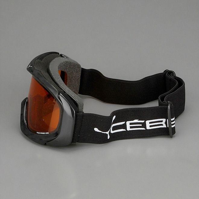 Cebe Eco Kayak Snowboard Gözlük Mixed Siyah Kavuniçi
