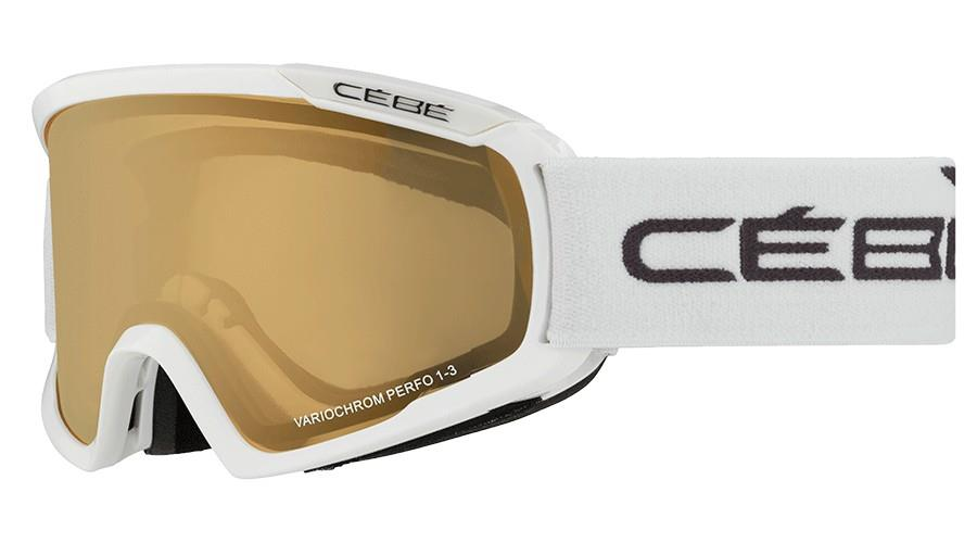 Cebe Fanatıc Kayak Snowboard Gözlük M Beyaz Nxt Varıochrom P Cbg101