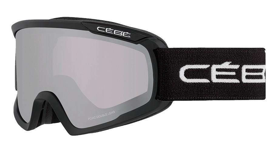 Cebe Fanatıc Kayak Snowboard Gözlük M Siyah Lıght Rose Flash Cbg98