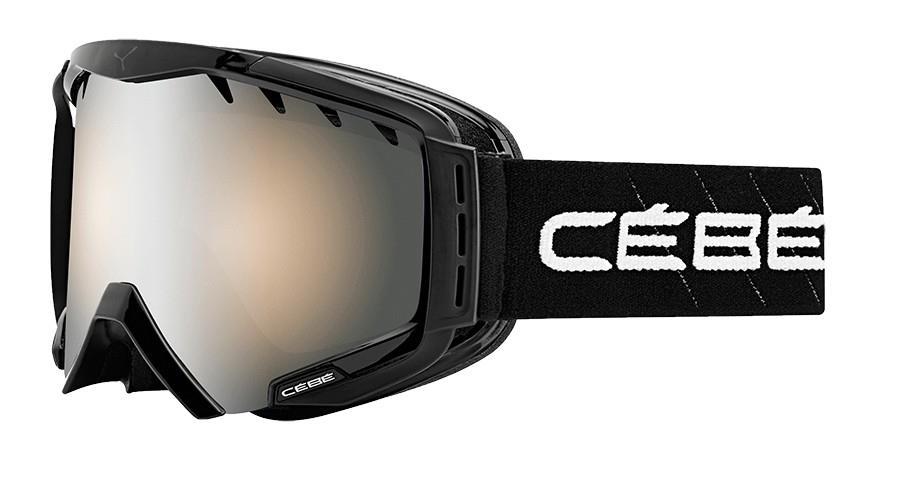 Cebe Hurrıcane Kayak Snowboard Gözlük L Siyah Nxt Varıochrom