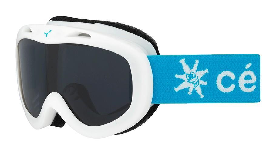 Cebe Jerry Kayak Snowboard Gözlük Beyaz Snow Dark Rose Cbg122