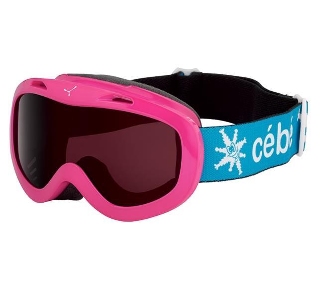 Cebe Jerry Kayak Snowboard Gözlük Çocuk Fuşya Mavi Cb1096S156