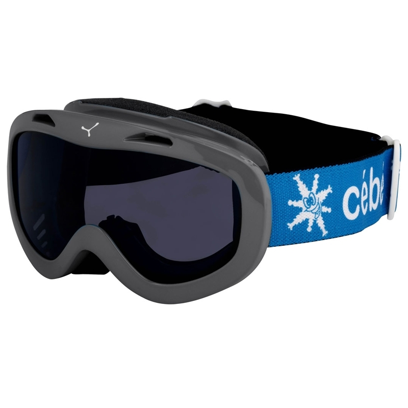 Cebe Jerry Kayak Snowboard Gözlük Çocuk Siyah Mavi Cb1096S027