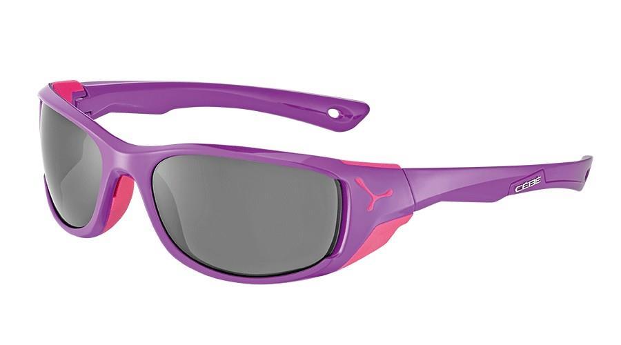 Cebe Jorasses Güneş Gözlük M Parlak Purple Pınk 1500 Grey P Cbjom7