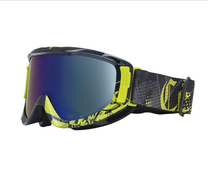 Cebe Legend Kayak Snowboard Gözlük Mavi Arty Brown Flash Mav Cb1570B011L