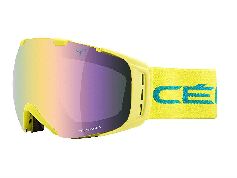 Cebe Origins L Kayak Snowboard Gözlük L Yeşil Sarı CB1310B004L