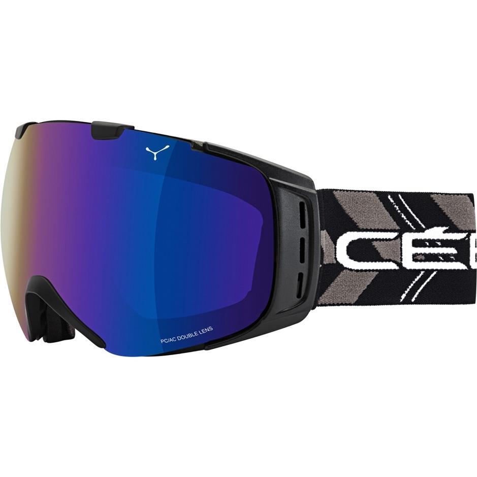 Cebe Origins Kayak Snowboard Gözlük L Siyah Dual Pack Cbg7