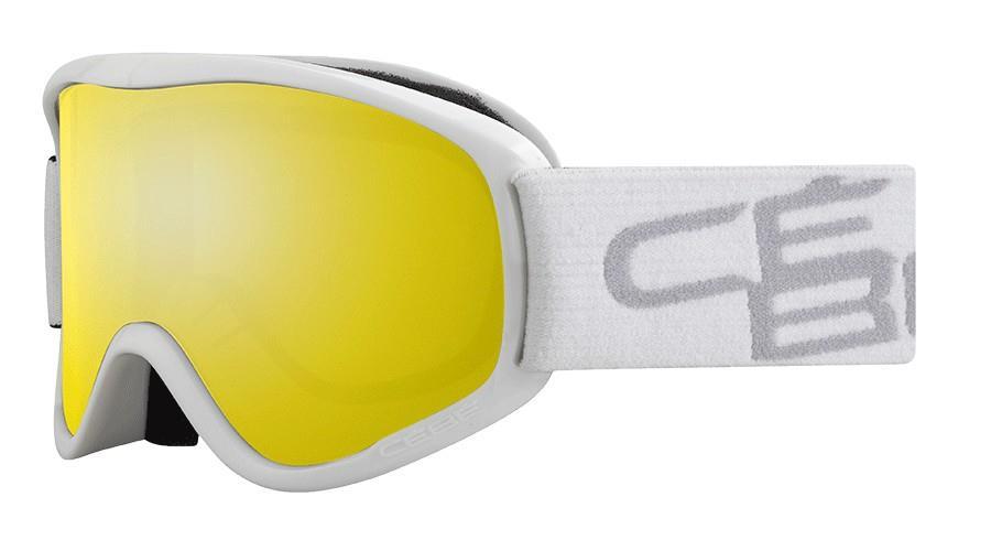 Cebe Razor Kayak Snowboard Gözlük M Beyaz Yellow Cbg64