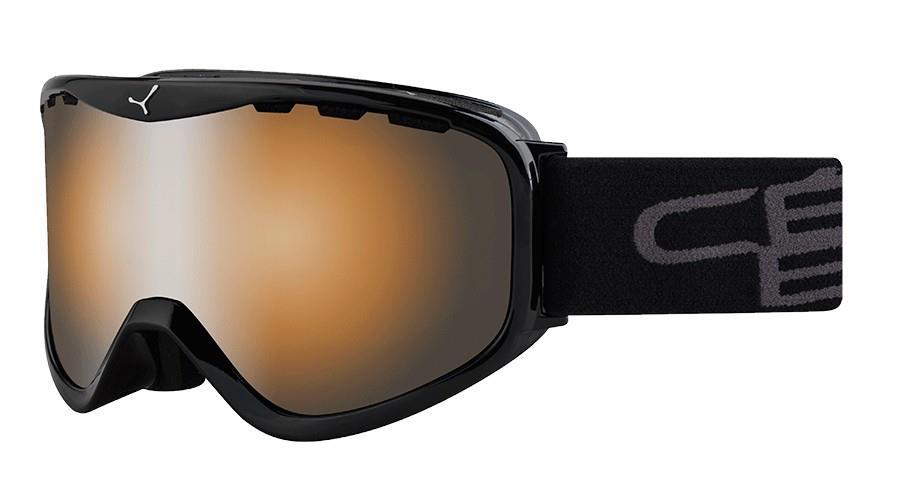 Cebe Ridge Güneş Gözlük Otg Siyah Oranj Flash Mirror Cbg72