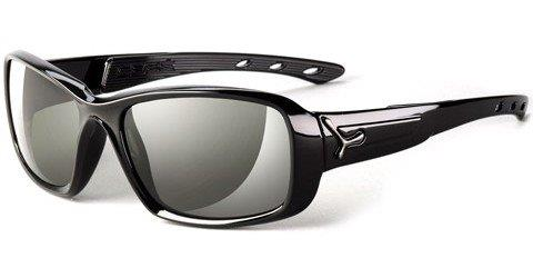 Cebe Skiss Güneş Gözlük Parlak Siyah 1500 Grey Cbskiss1