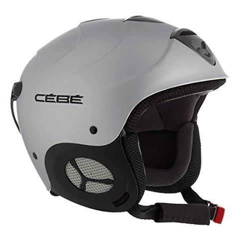 Cebe Spyner Flex Kayak Snowboard Kask 54 Sr Chrome Cb115082054