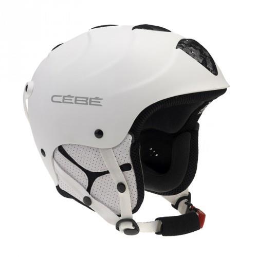 Cebe Spyner Flex Kayak Snowboard Kask 56Cm Mat Beyaz CB116041156