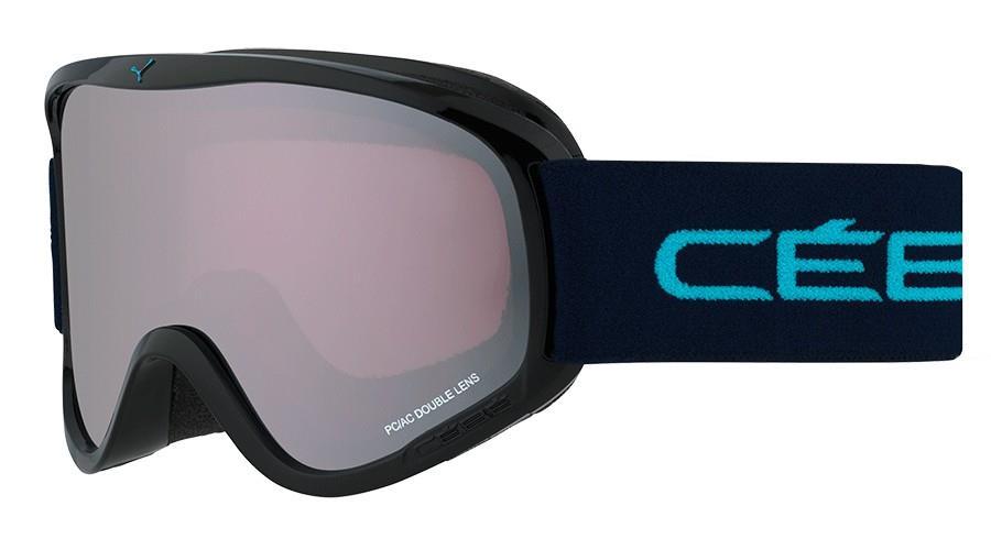 Cebe Strıker Kayak Snowboard Gözlük M Siyah & Mavi Lıght Ros Cbg104