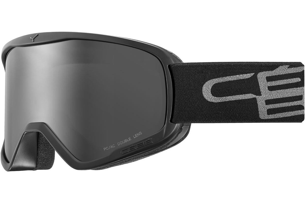 Cebe STRIKER L  Full Black Grey Grey Ultra Black Cat.3 Kayak Gözlüğü