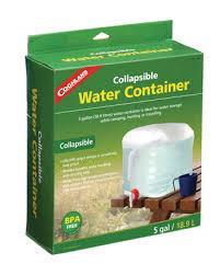 Coghlans Collapsible Water Carrier (Katlanır Su Bidonu) C-1205