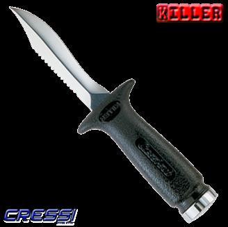 Cressı Kıller Balıkadam Bıçağı Crsrc554000