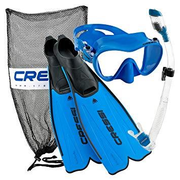 Cressi Sub Set Rondinella Bag Aquamarine 45/46