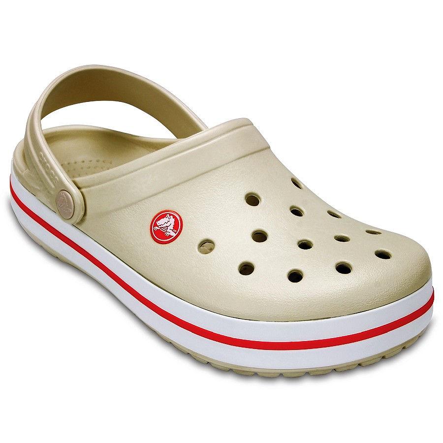 Crocs Crocband Çocuk Bej CR0147-1AS