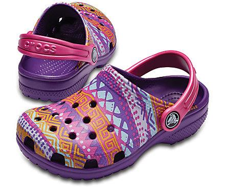 Crocs Classic Graphic Clog K Sandalet Cr0394-57H