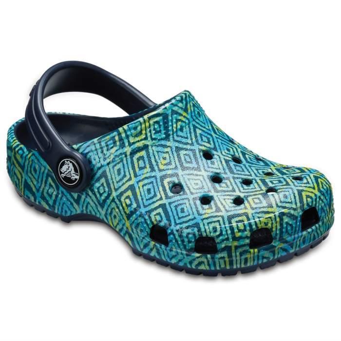 Crocs Classic Graphic Clog K Sandalet Cr0394-410