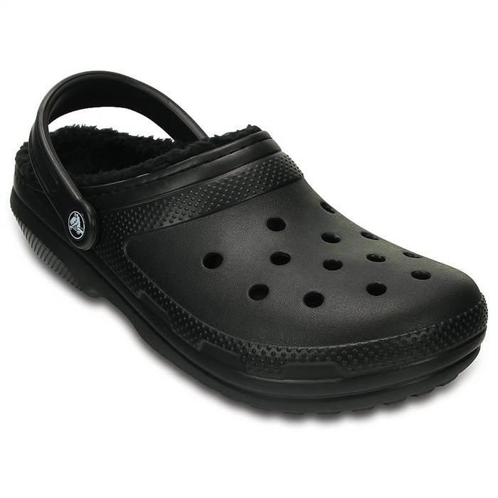 Classic Lined Clog Cr0252