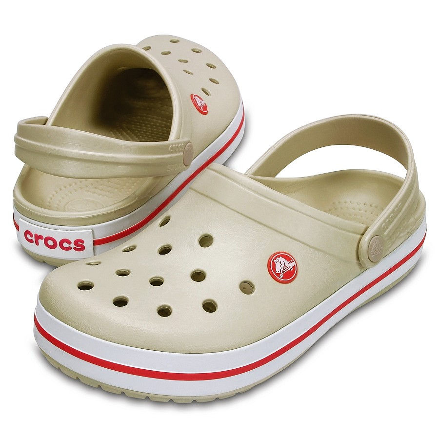 Crocs Crocband Çocuk Bej CR0147-1AS