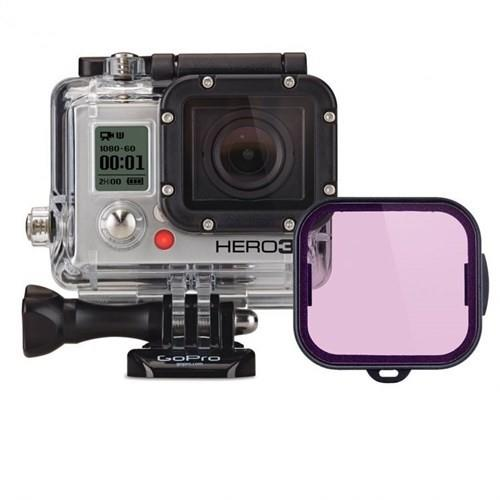 Gopro Dalıs Filtresi Magenta (60M Kamera Kutusu İcin) 5Gpradvfm301